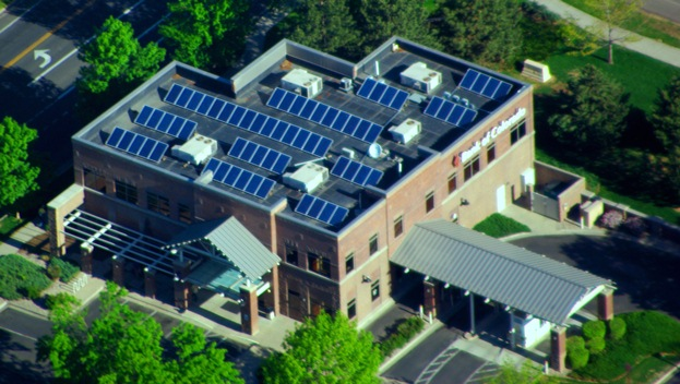 A 15kW Installation in Fort Collins